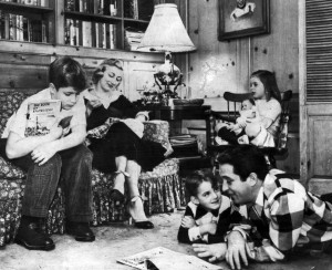 Como_family_at_home_1955